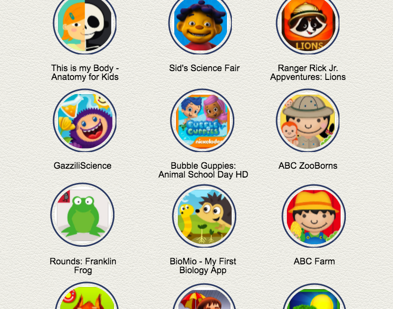 14 Good Science Apps for Young Learners | Educational