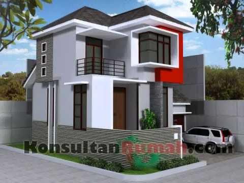 ukuran 6x12 gambar rumah minimalis 2 lantai - sekitar rumah