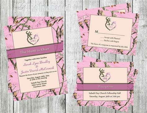 1000  ideas about Pink Camo Wedding on Pinterest   Hunting