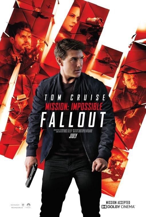 Resultado de imagem para movie poster Mission: Impossible - Fallout