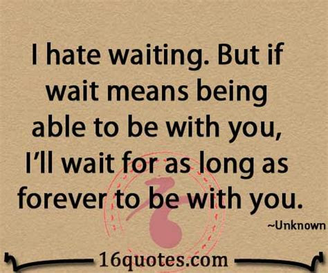 Ill Wait For You Quotes For Her