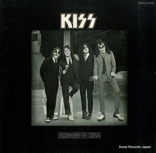 KISS dresses to kill