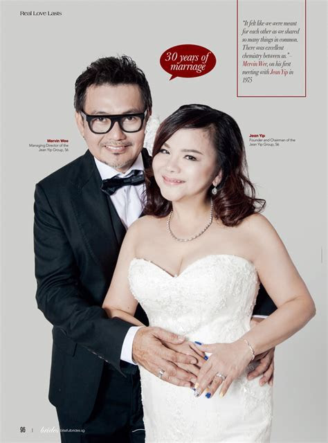 Mervin Wee & Jean Yip