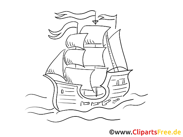 segelboot meer malvorlagen schiffe und boote