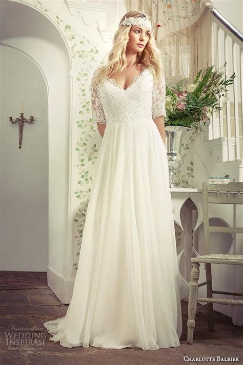 Plus Size Beach Wedding Dresses With Sleeves Maternity