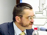 Paul Belien, editor-in-chief TBJ