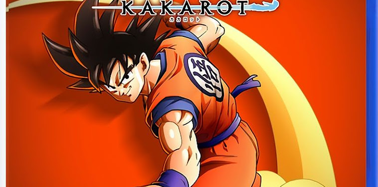 Dragon Ball Z Kakarot Fan Cover Art