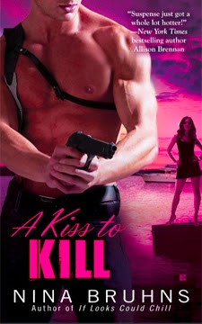A Kiss to Kill (Passion For Danger, #3)