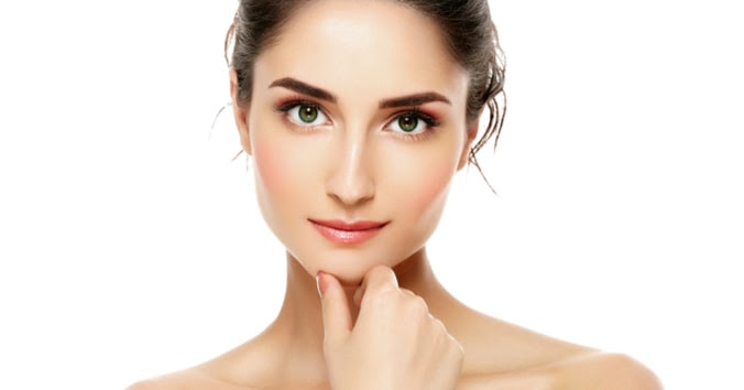 Perawatan wajah berjerawat dan memutihkan wajah - Digital Marketing