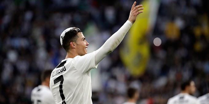 Isu Sarri ke Juventus, Begini Reaksi Cristiano Ronaldo