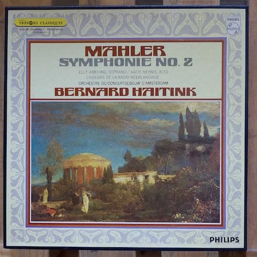 Mahler - Symphonie N° 2 Haitink