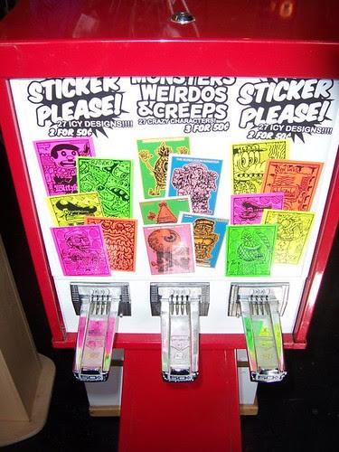 Goblinko Sticker Machine