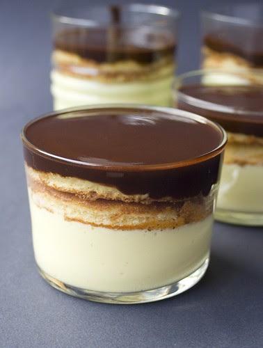 Creamy creamy glass