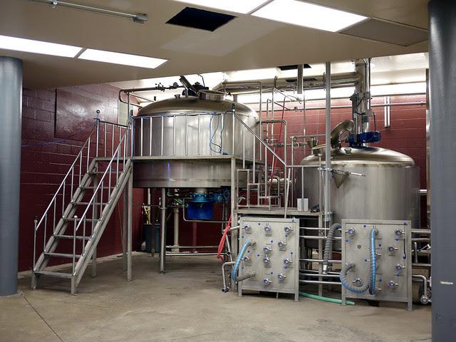 Christian Moerlein Brewery Tap Room