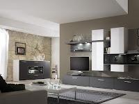 Streich Ideen Wohnzimmer Grau