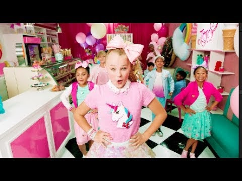 Nickalive Jojo Siwa Kid In A Candy Store Official