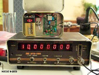 N5ESE - Gizmos for QRP Ham Radio