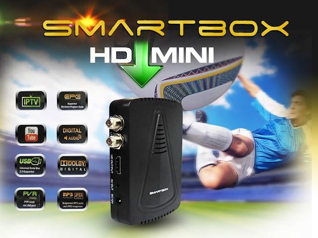 NOVA ATUALIZAÇÃO SMARTBOX HD MINI 20-12-2015