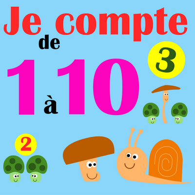 Les nombres de 1 à 10 classes de maternelle Ps Ms
