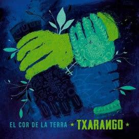 La portada del tercer àlbum del grup català. Font: Txarango