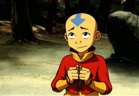 gambar animasi gift aang avatar