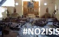 mosul church destroyed