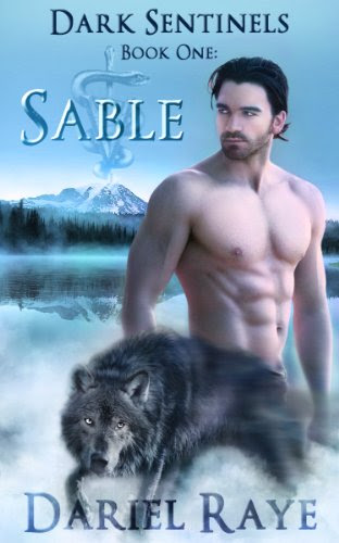 Dark Sentinels Book One:Sable by Dariel Raye