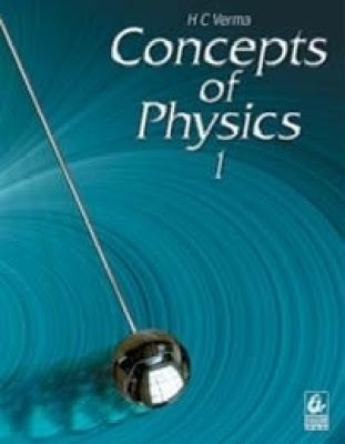Concepts of Physics by H.C.Verma vol 1 and 2 free PDF