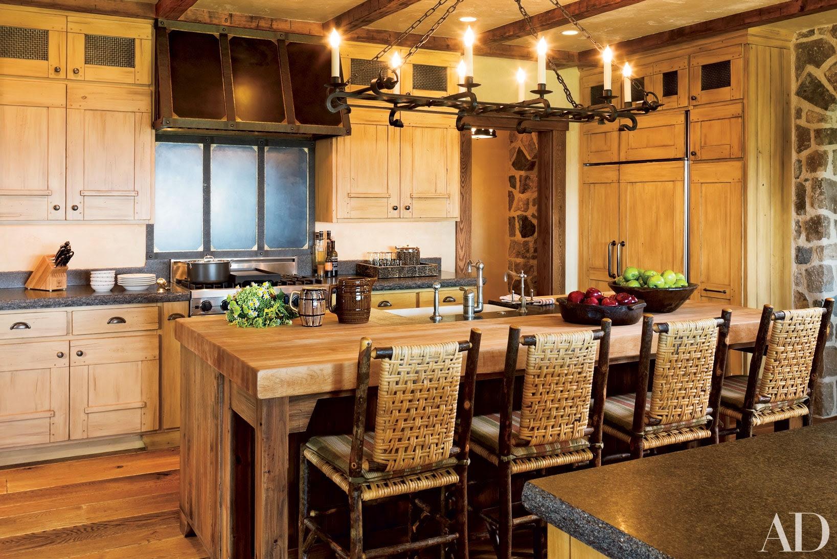 Seven Stunning Modern Farmhouse Kitchens Photos ...