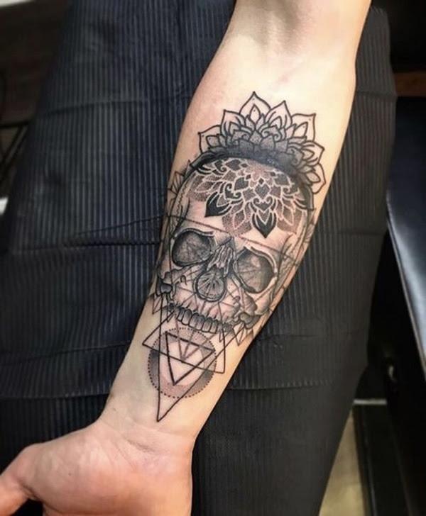 39 Best Mandala Forearm Tattoo Designs For Men And Women