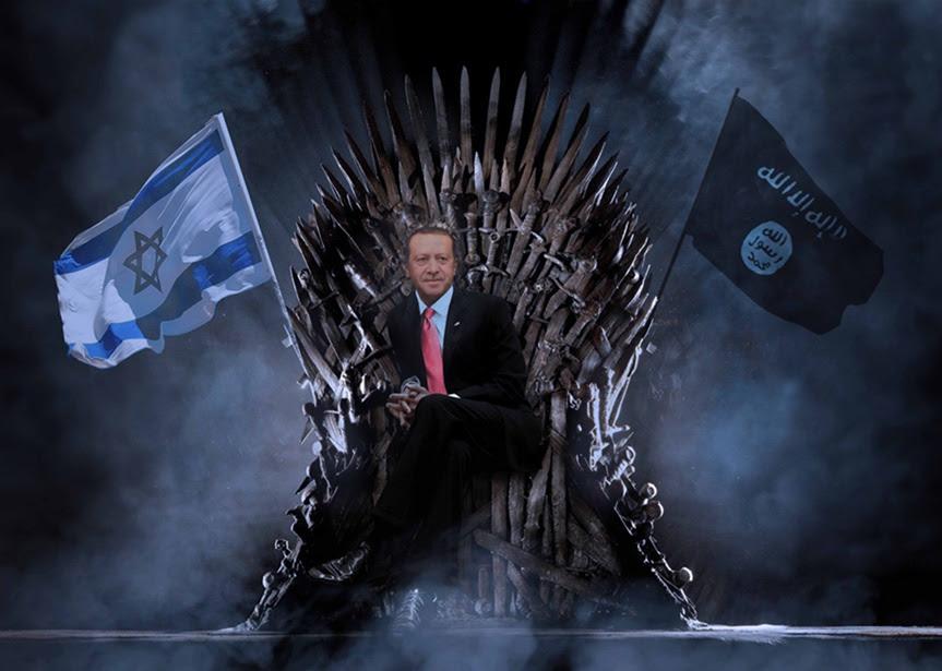 """Résultat de recherche d'images pour """"erdogan isis"""""""