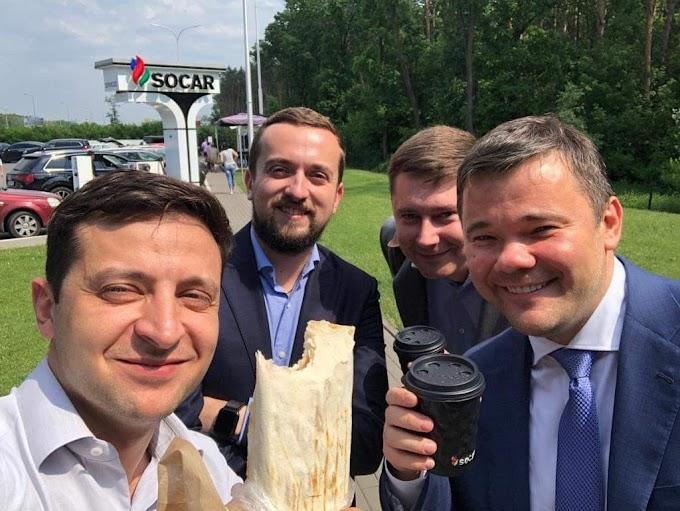 10 дней президента Зеленского