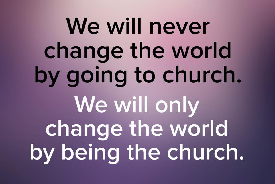 Quotes About Not Going To Church 48 Quotes