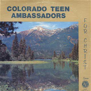 Colorado Teen Ambassadors For Christ