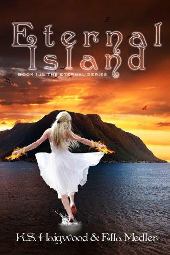 Eternal Island (Book 1 in the Eternal Series) by K. S. Haigwood