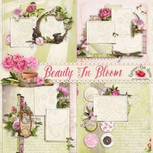 Beauty In Bloom BR QP Set