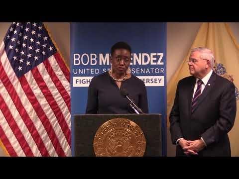 US Senator, Bob Menendez Condemns Sowore's Rearrest