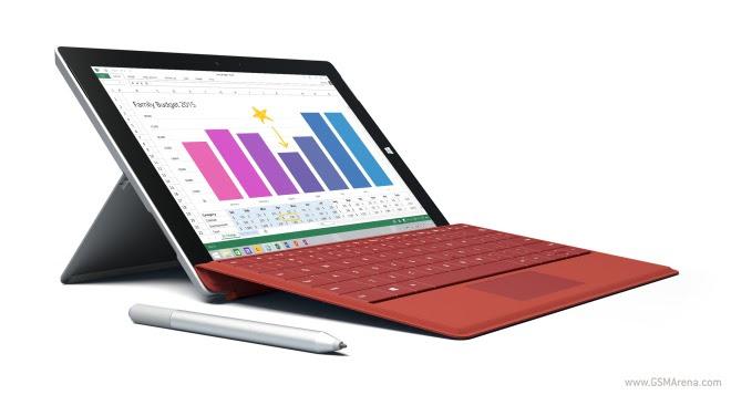 The Microsoft Surface Pro 4 has major improvement