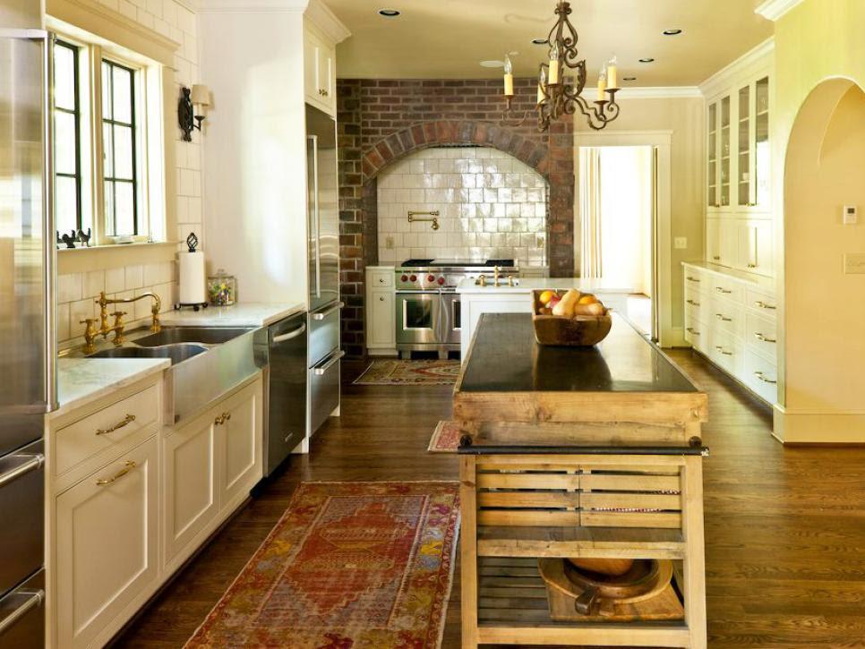 Home Architec Ideas Country Kitchen Design Ideas
