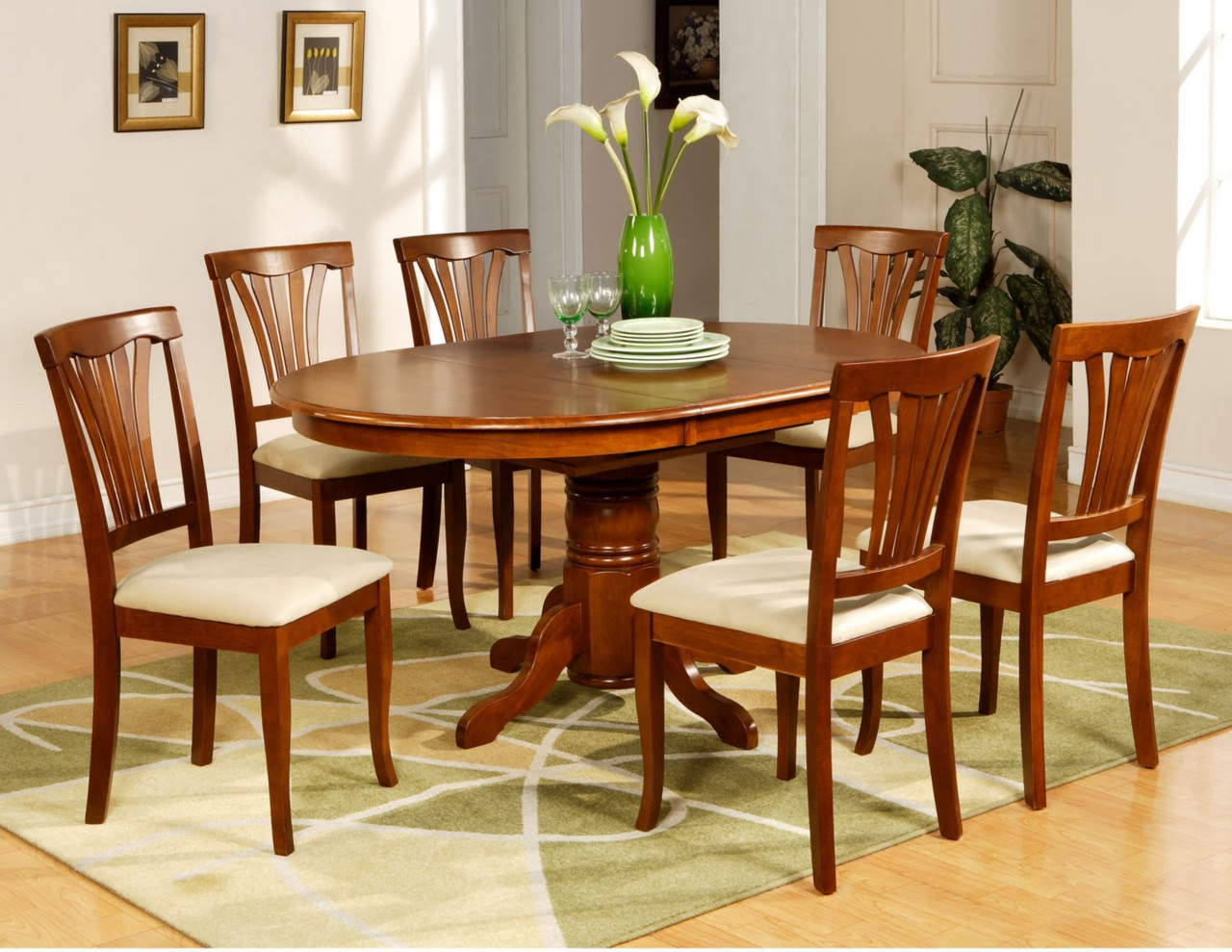 kitchen and dining chairs 2017 - Grasscloth Wallpaper