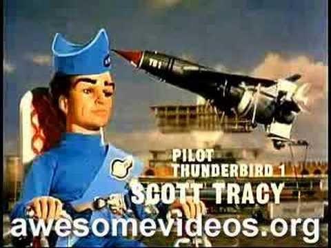 Saudoteca Salvamento Internacional Thunderbirds