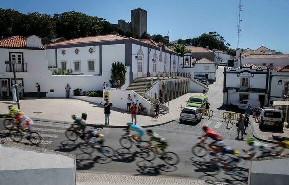 Resultado de imagem para GNR recusa partilhar com PSP a segurança da Volta a Portugal em bicicleta