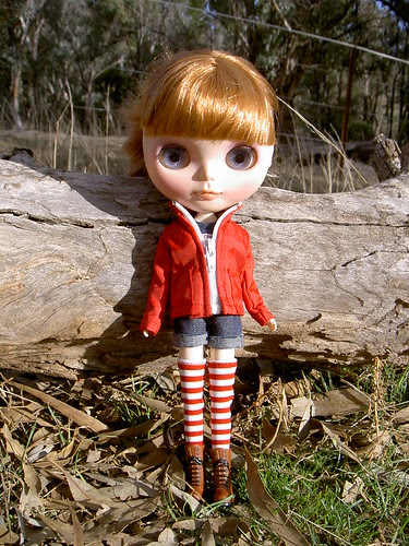 Coco Moon bushwalking