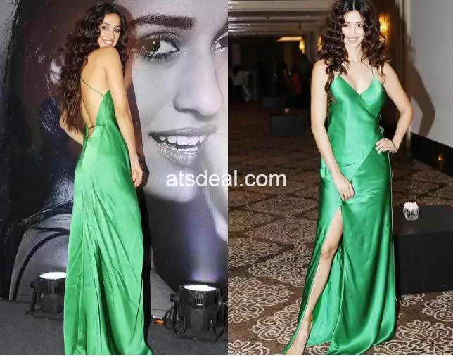 Disha Patani Christmas Dress Hottest look