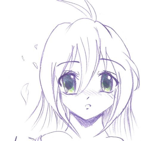 beginner anime drawing  getdrawingscom