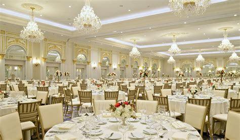 Washington DC Wedding Venues   Trump Hotel DC   Wedding Venues