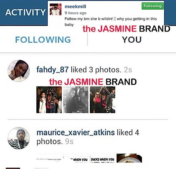 Nicki Minaj Intertwined In Meek Mills Messy Instagram Beef With