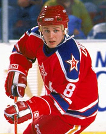 Larionov Red Army, Larionov Red Army