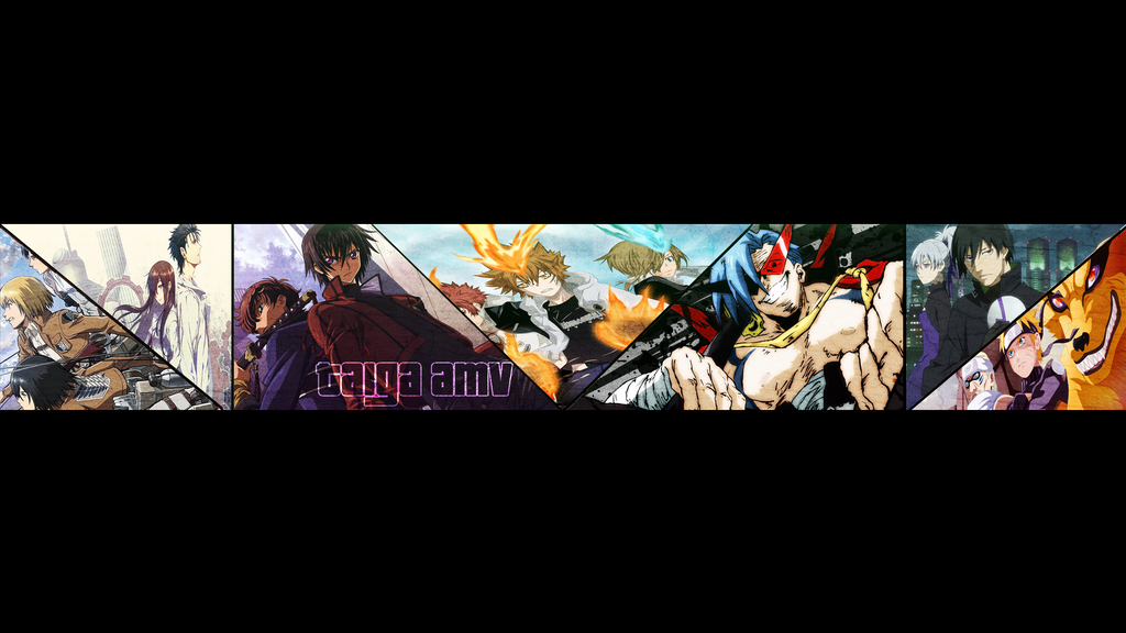 Anime gta Style Youtube Background by silverspider4 on ...
