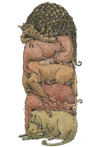 bedfellows by Mattias Adolfsson
